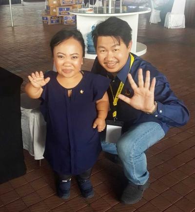 Awey: Demi Membangun Kemaslahatan Umat, NasDem Beri Ruang Penyandang Disabilitas
