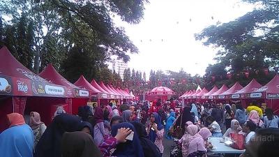 "Wisata Kuliner Kekinian di Pucuk ""Coolinary Festival"""
