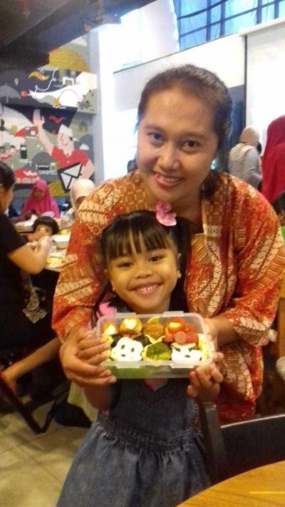Kreasi Bento bersama Ladiesiana dan Danamon Lebih