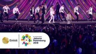 Cerita bahagia Closing Ceremony Asian Games 2018!