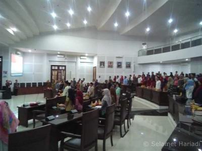 DPRD Kota Malang Lumpuh karena Korupsi Bareng Anggotanya?