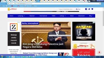 Mengulik 6 Karakteristik Portal Berita Online Lampung.co