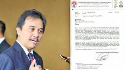 Bantahan Roy Suryo Tak Lebih Serupa Sampah