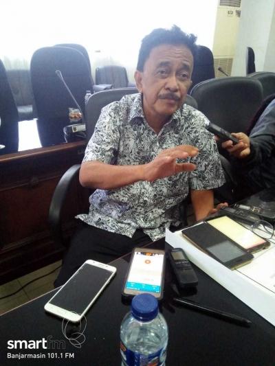 DPRD Kalsel Perketat Kehadiran Anggota