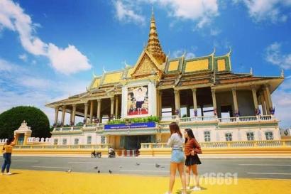 Jalan-jalan ke Kamboja, Jangan Lupa Siapkan Dolar!
