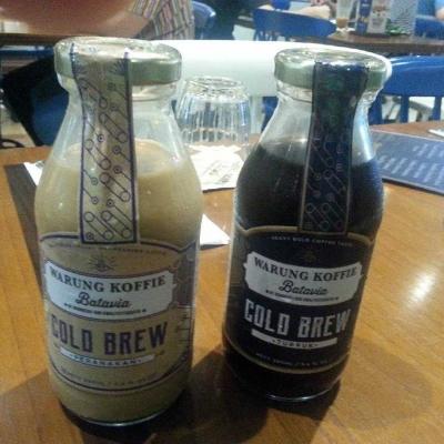 Cold Brew, Kopi Kekinian bagi Pecinta Kopi