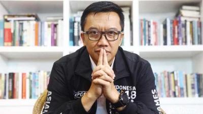 Roy Suryo Tunjuk Pengacara Akan Somasi Menpora, Iman Jawabnya Bikin Ngakak..