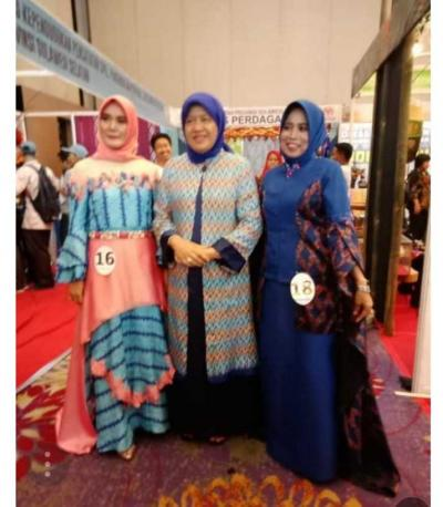 Sanggara Balanda dan Kaddo Minyak, Jadikan Dekranasda Barru Juara Kerajinan Nasional