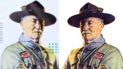 Pelajaran dari Gambar Baden-Powell yang Terbalik
