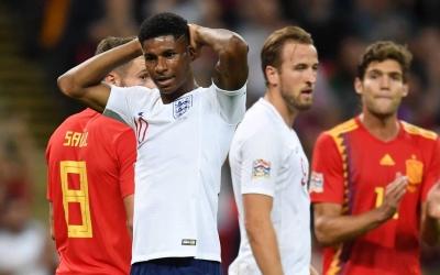 Akibat Ulah Wasit di Wembley Stadium, Inggris Harusnya Tidak Kalah dari Spanyol