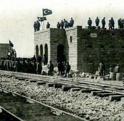 Melacak Jejak Kereta Api Peninggalan Kerajaan Ottoman untuk Berhaji