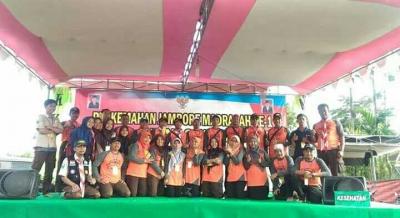 Total Action Bentuk Karakter, Satuan Komunitas Pramuka Ma'arif (SAKOMA) Gelar Jambore Madrasah I Tahun 2018