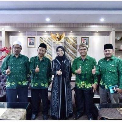Pengurus PW.Pergunu Audiensi ke DPRD Jawa barat