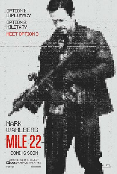 Mile 22 (2018),