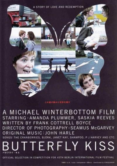 Resensi Film Butterfly Kiss (1995)