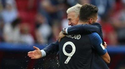 Ini yang Membuat Didier Deschamps Geram tentang Olivier Giroud