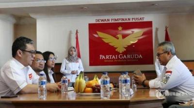 Garuda, Partai yang Lupa Terbang