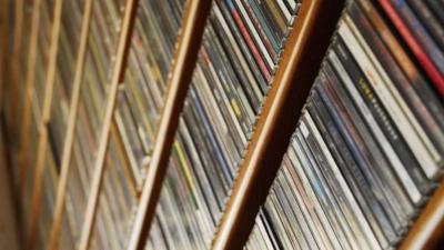 Koleksi CD Lagu-lagu Jadul