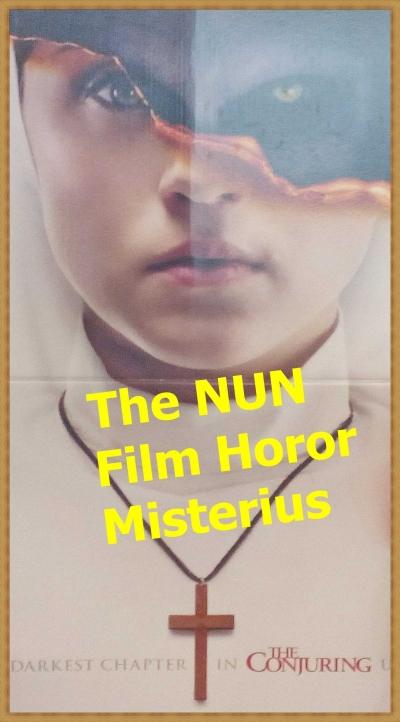 The Nun, Film Horor Misterius