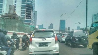 Efektifkah Jalan Berbayar Sistem Daring Mengurai Kemacetan DKI Jakarta