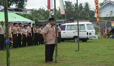 Mengenal Lebih Dekat, Pramuka Satuan Komunitas Ma'arif (SAKOMA) Cluring Banyuwangi