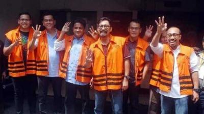 Senangnya Napi Korupsi di Indonesia