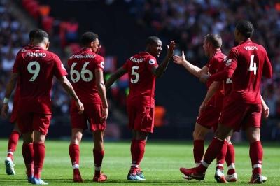 Angka-angka di Balik Kemenangan Liverpool atas Tottenham
