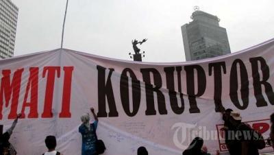 Ancaman Hukuman Mati Pelaku Korupsi, Antara Ada dan Tiada