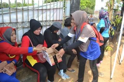 Karang Taruna Tunas Jaya Rejasar Peduli Lombok