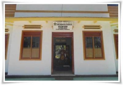 Di Museum Mandhilaras Tersimpan Batik Sepanjang 1.350 Meter