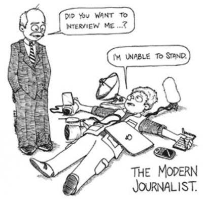 Mari Mengenal Jurnalisme Multimedia, Online dan Jurnalisme Masa Depan