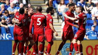 Laju Impresif Liverpool di Liga Primer Inggris Akan Dihadang PSG di Liga Champions