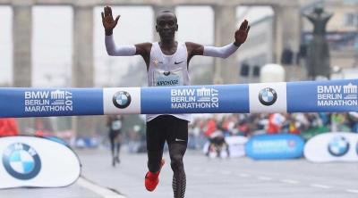 Rekor Full Marathon Pecah?