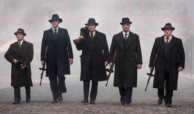 Gangster-Gangster