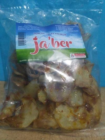 Pencok Talas, Kuliner