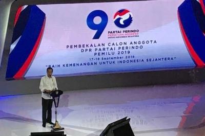 Jokowi: Jangan Lagi Pakai Isu SARA dan Fitnah...