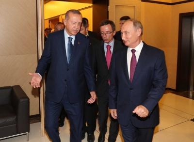Kesepakatan Putin Dan Erdogan Tentang Idlib, Suriah