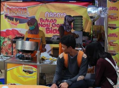 Nasi Goreng Goyang, Siap Menggoyang Pasar Kuliner Nusantara
