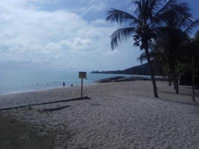 Puisiku Tertinggal di Pantai