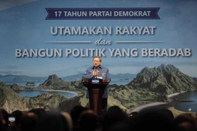 Membaca Pesan Tersirat di Balik Pidato Politik SBY Pada HUT Demokrat