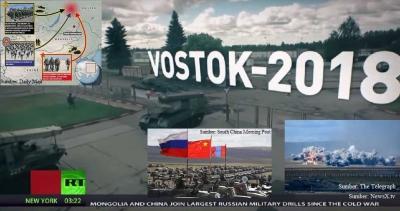 Konfrontasi Antara AS-Barat dengan Rusia Makin Sengit