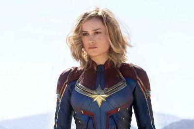 #2019GantiCaptain, Yuk Lihat Cantiknya Captain Marvel
