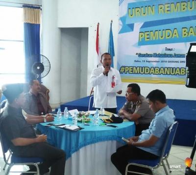 DPRD Kalsel dan KNPI Gelar Dialog bersama Mahasiswa