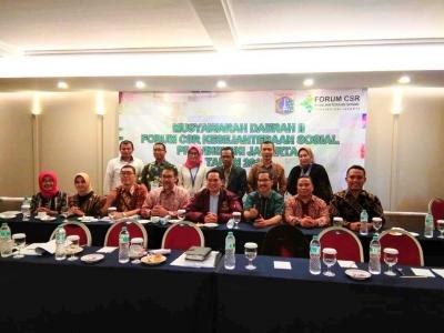 Ketua Baru Forum CSR DKI Jakarta akan Gandeng Kaum Milenial