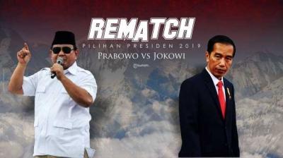 Tanding Ulang Prabowo Harus Menang