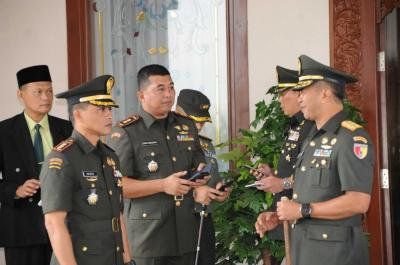 Kunjungan Panglima TNI ke Jatim, TNI Tak Akan Lupa Sejarah