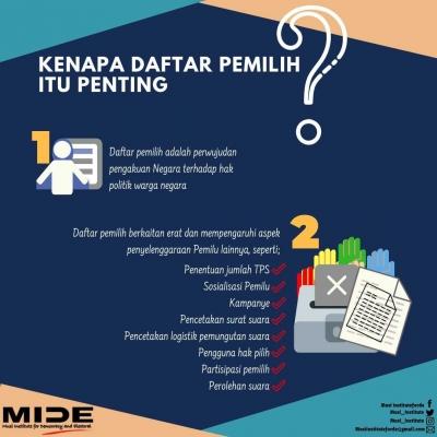 Jalan Akuntabilitas DPT Sumsel 2019