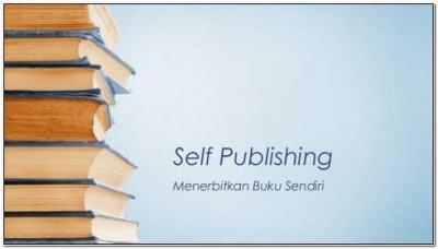 Menerbitkan Buku dengan