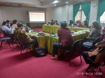 Pertemuan Teknis Hasil Pengolahan dan Analisis Data RPSDALH Sulawesi Lokus Sulsel