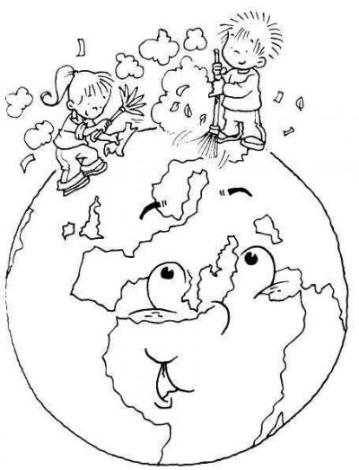 (Puisi) Ketika Kita Tertawa Melihat Bumi Menangis